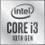 10th Gen Intel Core i3 1000G1